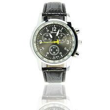 Polierte Nicht Wasserbeständige Quarz-(Batterie) Armbanduhren für Herren