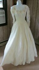 Vintage Lace Wedding Dress  Marie Of Pandora Lace Wedding Dress Size S