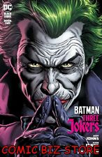 BATMAN THREE JOKERS #2 (OF 3) (2020) 1ST PRINTING FABOK MAIN COVER A DC ($6.99)