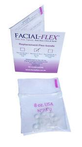 FACIAL-FLEX® Flex Bands to be used on FACIAL-FLEX® Facial Toning Exerciser