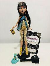 Monster High Cleo De Nile Wave 1 Doll Mattel VGC