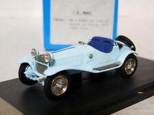 FB Models FB39a 1/43 1931 Alfa Romeo 6C 1750 GS Handmade White Metal Model Car