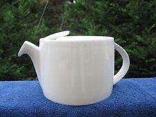 BergHOFF White  Tea Pot With Lid,Belgium. P. Stockmans. HO6