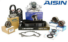AISIN JAPAN OE Premium Water Pump Timing Belt Thermostat Tensioner Kit TKT026C