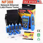 NF388 Network Tester Ethernet LAN Phone Tester Wire Tracker USB Cable RJ45,RJ11