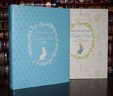Beatrix Potter Complete Tales Peter Rabbit New Illustrated Slipcase Collectible