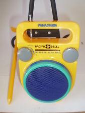 Portable Panashiba Pacific Bell Fm radio Model Sx-308Bb