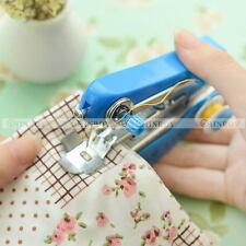 Portable Mini needlework Cordless Handheld Clothes Fabrics Sewing Machine