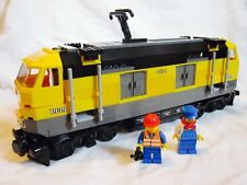 Lego City Blue Cargo Train Diesel Engine + Motor (NO PF) 7939/60052/60098
