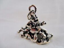 Vintage Walt Disney Sterling Silver Ursula Charm- Little Mermaid- Nr