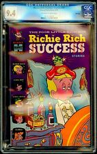 Richie Rich Success Stories #31 Harvey CGC 9.4 Apr-70 – Sick in Bed