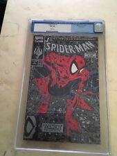 Spider-Man 1 silver Cgc 8.0