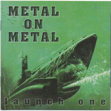 Various Artists metal on metal launch one CD-nuevo-feat. Anvil Pretty Maids
