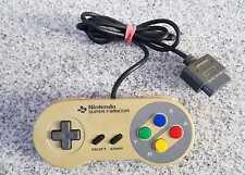 SNES Original Super Nintendo Controller SNSP-005 Gamepad Joypad Drücker Vergilbt