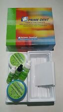 Prime Dent Dental Chemical Self Cure Composite Kit 15gm /15gm. EXP:01/2021