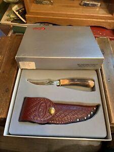 1988 Case XX Knife Pheasant 523-3-1/4 SSP Unused in Original Box Case Pheasant