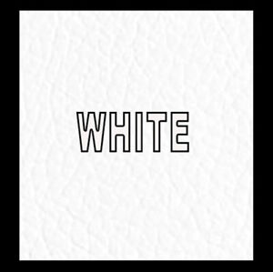 250ml Pure White Leather Vinyl Pigment Colourant Dye Paint Worn Sofa Chair Car