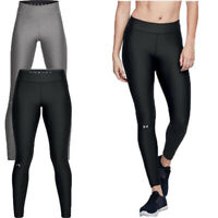 Under Armour Womens Compression Leggings HeatGear Gym Ladies Fitness Leggins