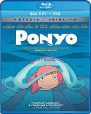 Ponyo [New Blu-ray] With DVD, Widescreen, 2 Pack