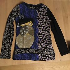 Tee Shirt Desigual Taille 9/10 Ans