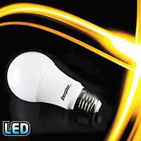 Long Life LED Light Bulb BC B22 Bayonet ES E27 Screw Cap 9.2w=60w or 11.6w=75w