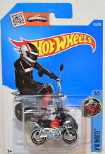 HOT WHEELS 2016 HW MOTO HONDA MONKEY Z50 #5/5
