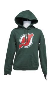 New Jersey Devils Mens Sizes S-M-L-XL-2XL Green Hoodie