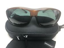 Polarized COCOONS Over RX Sunglasses - C3017G - Chocolate/Gray - L