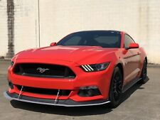 2015+ Mustang with Performance Package Front Splitter