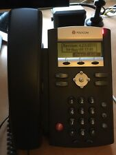 POLYCOM IP 330 SIP Soundpoint Business Phone with Power Supply