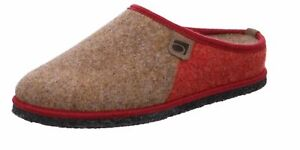 Rohde Mala Ladies Slippers Mules Slippers 6112 Canvas Felt Removable Footbed