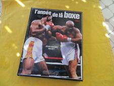 L'Année de la Boxe 1991 - numéro 1 - Jean-Michel Rouet
