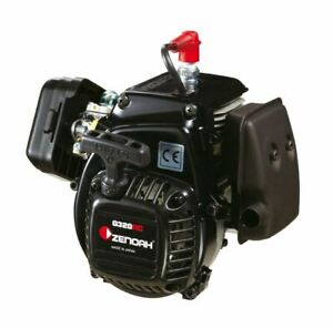 Zenoah G320RC 31.8cc 4-Bolt Car Engine (Stock Housing) MCD/Losi/KM/Rovan/etc.