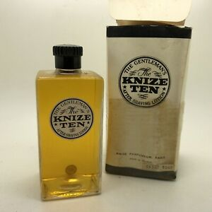 VINTAGE Knize Ten after shave 200ML rare 60+ year old!!