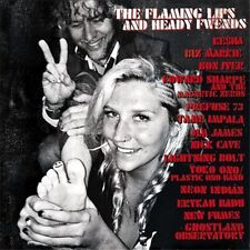 The Flaming Lips and heady fwends The Flaming Lips CD Sealed ! New ! 2012
