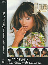 JENNIFER LOPEZ AINT IT FUNNY FEAT JA RULE CADDILLAC TAH CASSETTE maxi-single JLO