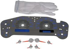 FITS 07-12 CHEV GMC & CADILLAC INSTRUMENT CLUSTER LENS UPGRADE KIT