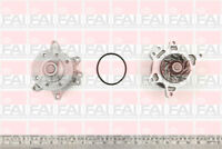 Water Pump To Fit Toyota Celica Coupe (_T23_) 1.8 16V Ts (Zzt231_) (2Zz-Ge)