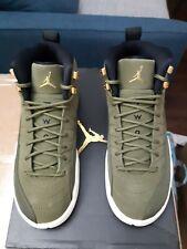 Nike Air Jordan 12 Retro Chris Paul Class of 2003 Olive size 4.5youth