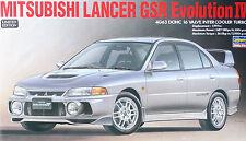 HASEGAWA® 20257 Mitsubishi Lancer GSR Evolution IV in 1:24 LIMITED