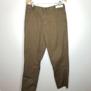 United Parcel Service UPS Mens TWINHILL  Brown Uniform Pants 34x30 #C10