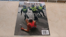 BRAND NEW UNREAD 2013 117TH BOSTON MARATHON BOYSTON STREET SPORTS ILLUSTRATED