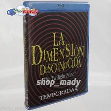 The Twilight Zone - La Dimension Desconocida Temp. 4 Blu-ray En Español Latino