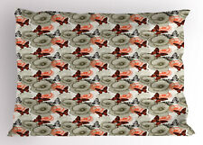 Butterflies Pillow Sham Decorative Pillowcase 3 Sizes Bedroom Decoration