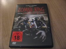 ZOMBIE KING AND THE LEGION OF DOOM dvd PRESENTED BY GEORGE A.ROMERO