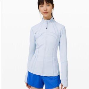Lululemon Define Jacket - Size 6, Luon, Daydream