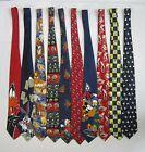 Disney - Mickey Mouse - Krawatte Sammlung / Konvolut