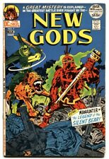 NEW GODS #7 First appearance of Steppenwolf  comic book 1972 DC
