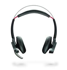 Plantronics Voyager UC B825 Black Focus Headband Headsets