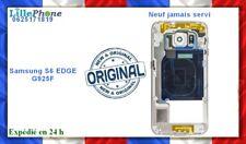 Chassis Contour Bezel Samsung Galaxy S6 Edge Sm-g925f Blanc OEM